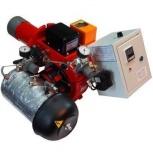 """AL-10V - горелка для котла на печном топливе, солярке, """"отработке"""", Мурманск"""