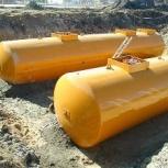 Емкости подземные горизонтальные дренажные типов ЕП, ЕПП., Мурманск