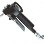 Пистолет-расходомер для раздачи смазки Greaster, Мурманск