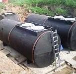 Резервуар для хранения нефти и нефтепродуктов, Мурманск