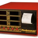 Автомобильный 5-ти компонентный газоанализатор «Инфракар 5М-2.02», Мурманск