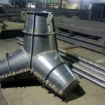 Металлоформа для производства тетраподов Т-13, Мурманск