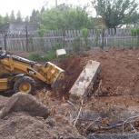 Земляные работы в чеховском районе, Мурманск